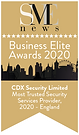 MAJul20421 - CDX Security Limited Winner