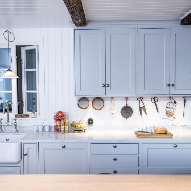 Modell Pärla - Ett traditionellt kök från Lykkedal