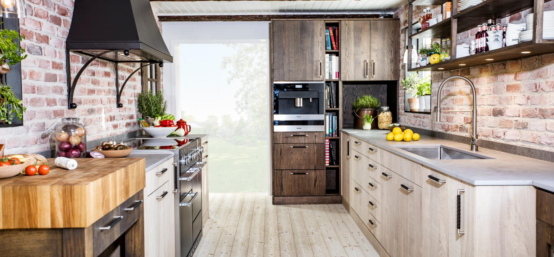 Ett kök för passionerade matlagare