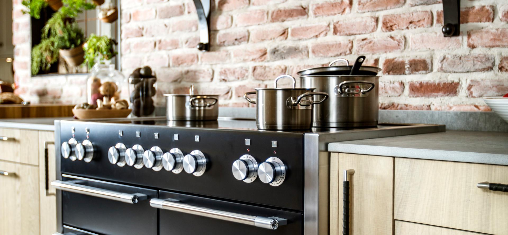 Mercury spis 1200  -Ett smycke i köket