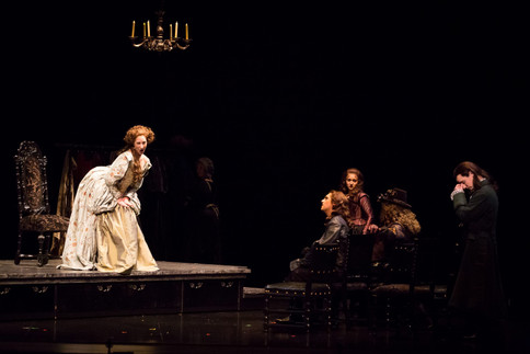 Prince of Players, Houston Grand Opera