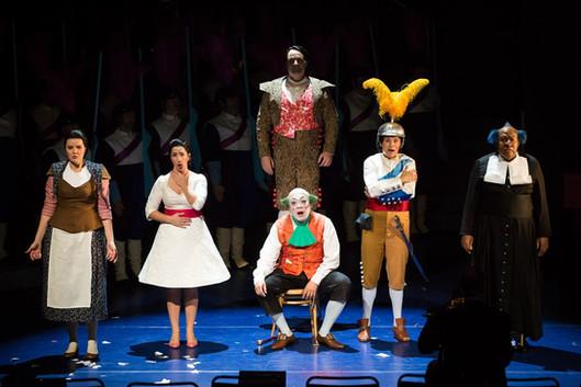 Il barbiere di Siviglia, Houston Grand Opera