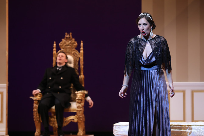 Agrippina, Ars Lyrica Houston