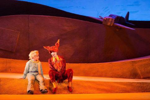 The Littlw Prince, Houston Grand Opera, 2015