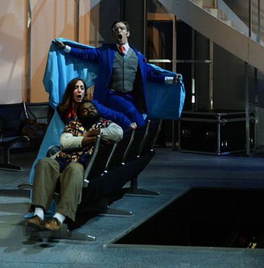 Flight, Des Moines Metro Opera