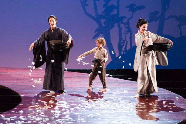 Madama Butterfly, Houston Grand Opera