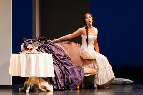 Studio Showcase, Houston Grand Opera, 2014