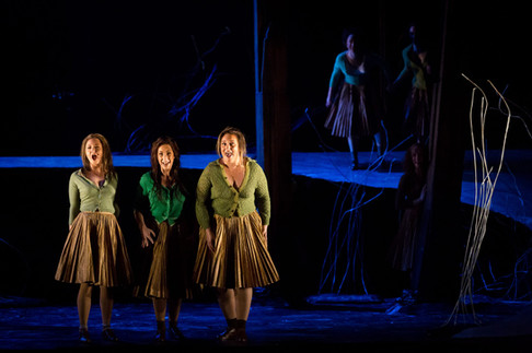 Rusalka, Houston Grand Opera, 2016