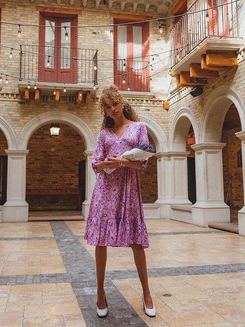 Milos Midi Dress