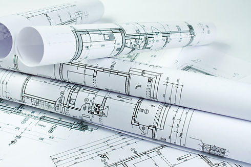 Architect Rolls And House Plans.jpg
