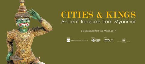 Cities & Kings: Ancient Treasures from Myanmar