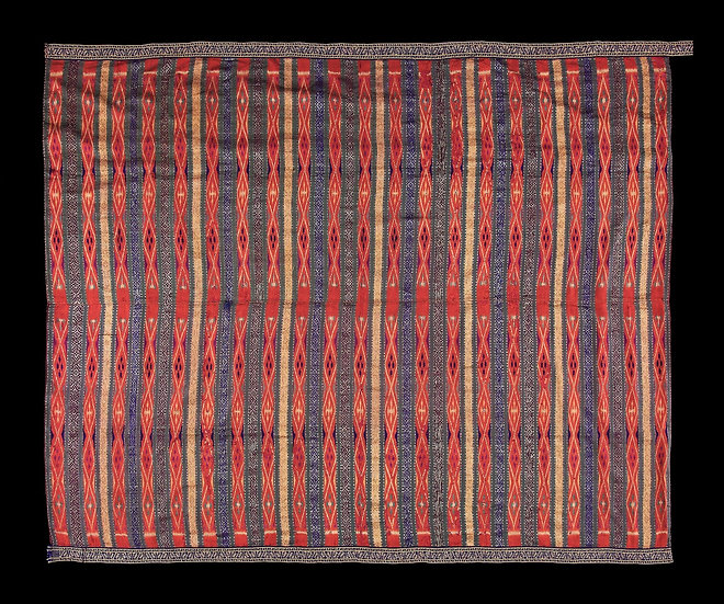 Extremely rare 1900-1930s ceremonial body wrapper