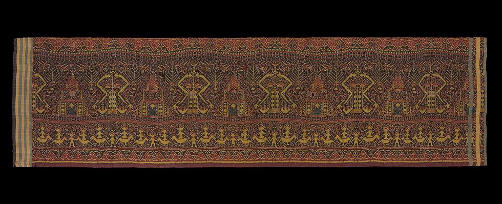1900-1920 Pidan, religious ceremonial hanging