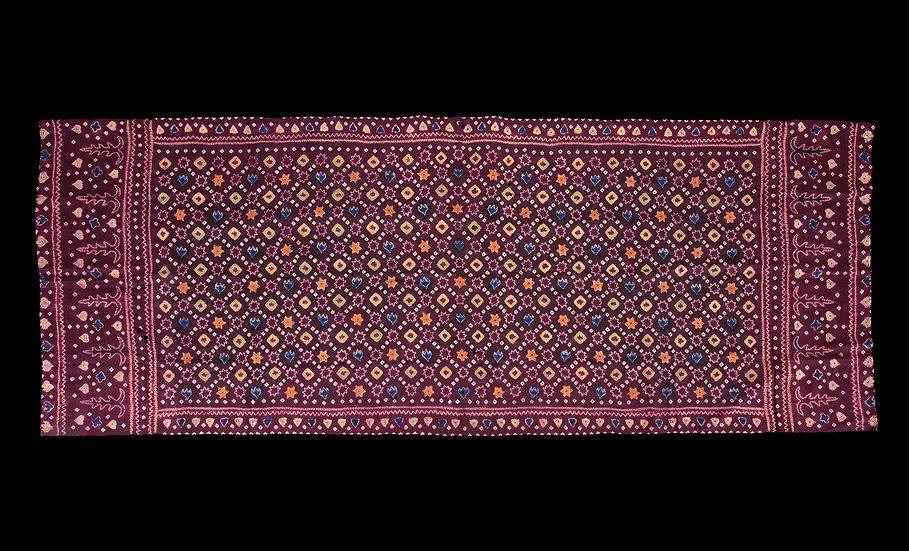 1930~40s Kiet, woman's head shawl