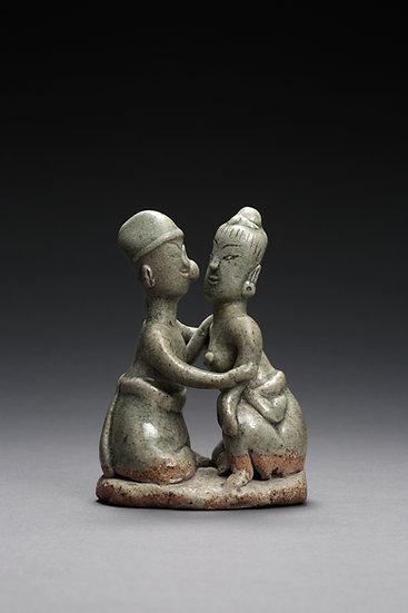15-16 century, later period, Sisatchanalai wares
