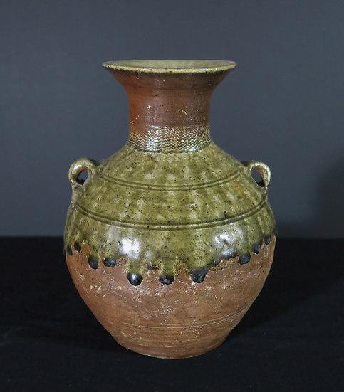 2nd century Han dynasty stoneware vase