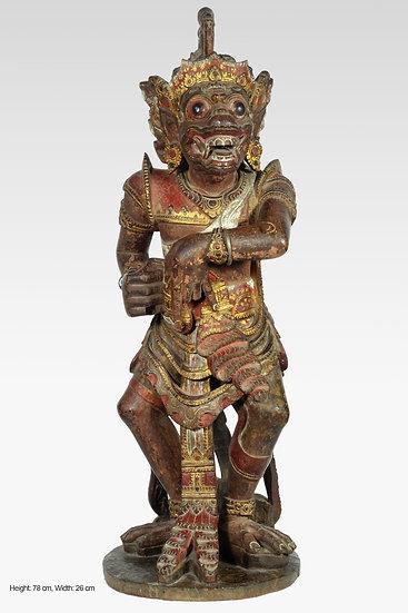 19th Century Sugriwa, King of the monkeys