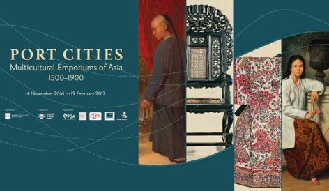 Port Cities: Multicultural Emporiums of Asia