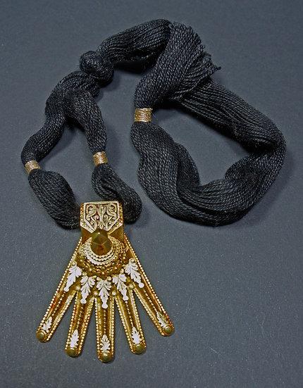 19th century gold Chettiar Tali