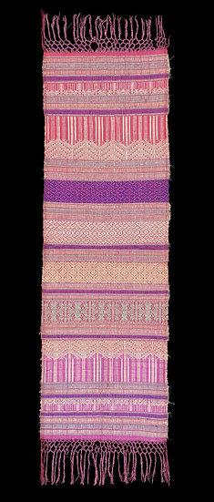 1940s Phae Daam or shoulder cloth