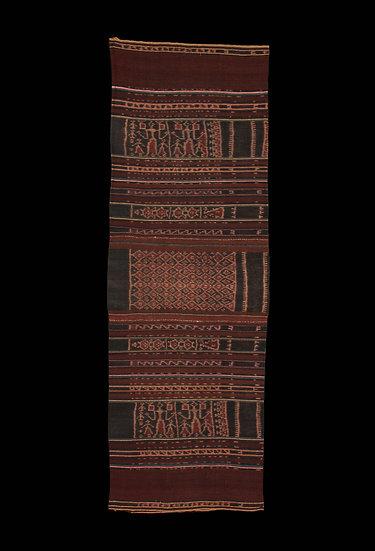 19th century women's sarong