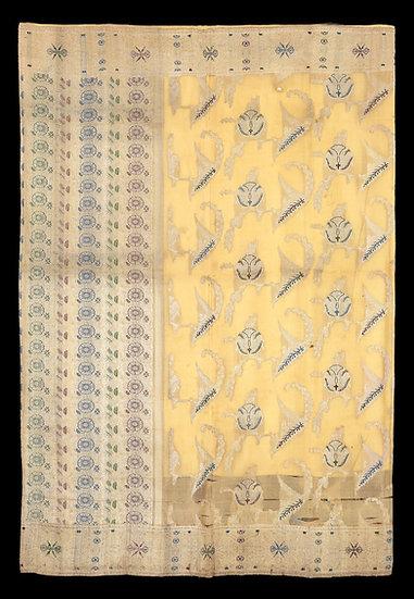 1950s Hta-mien, woman's tube skirt