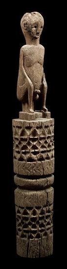 18th century Anadeo Male Ancestor Figure
