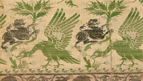 Friend and Foe – Animals in Medieval Textile Art