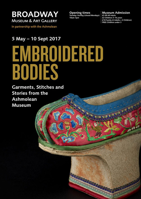 Embroidered Bodies