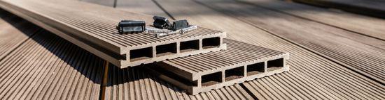 Terrasse en bois à Liège