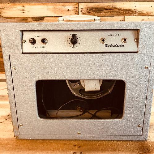 Vintage 1976 Rickenbacker Model M8E Grey Tolex