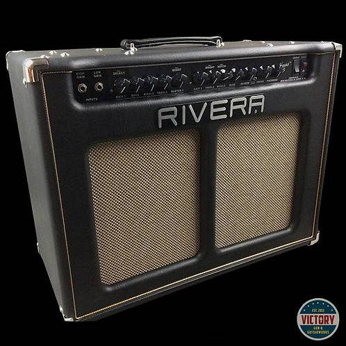 Rivera Venus 5 1x12 35w Combo Black (in store demo discount)
