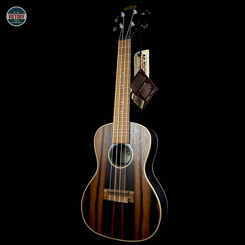 Factory New Kala Ebony Concert Ukulele