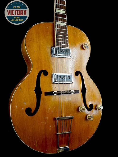 1950's Gretsch Belmont Bacon Archtop Hollow Body