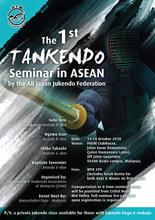 1st Tankendo Seminar in ASEAN