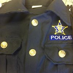 uniform repair and added patches