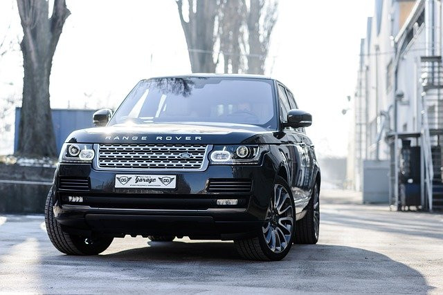 Automatic Land Rover Range Rover Sport