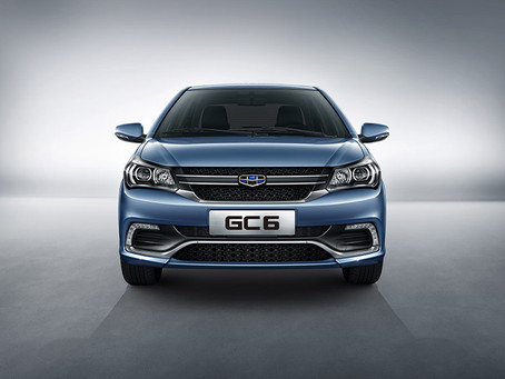 Geely GC6 Review + All Features and Specifications