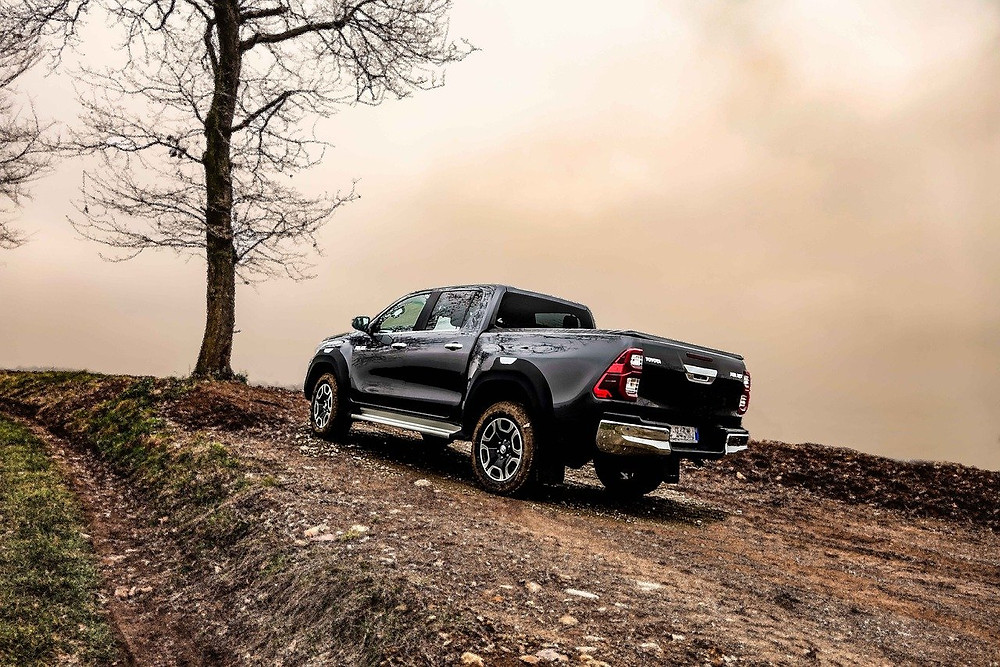 Can You Remap a Toyota Hilux