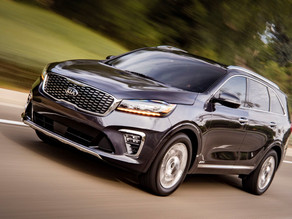 Kia Sorento LX vs EX + All Features and Specifications
