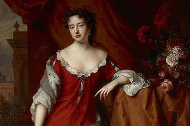 Neo Regina Anna di Gran Bretagna