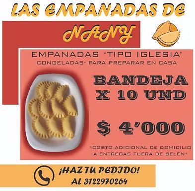 Empanadas de Nancy
