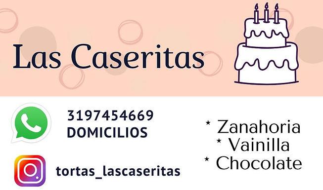 Tortas Las Caseritas