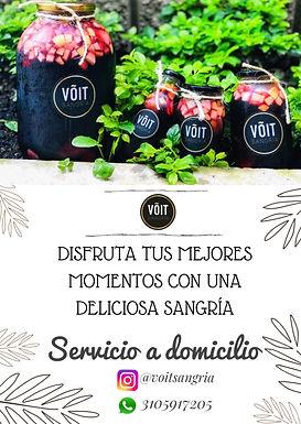 Võit Sangría