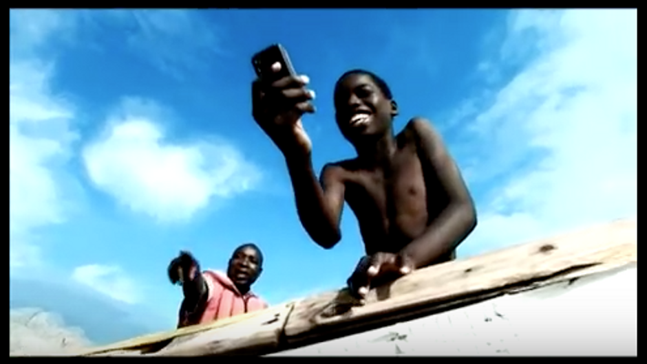 Vodacom Campaign  with Golo 2010
