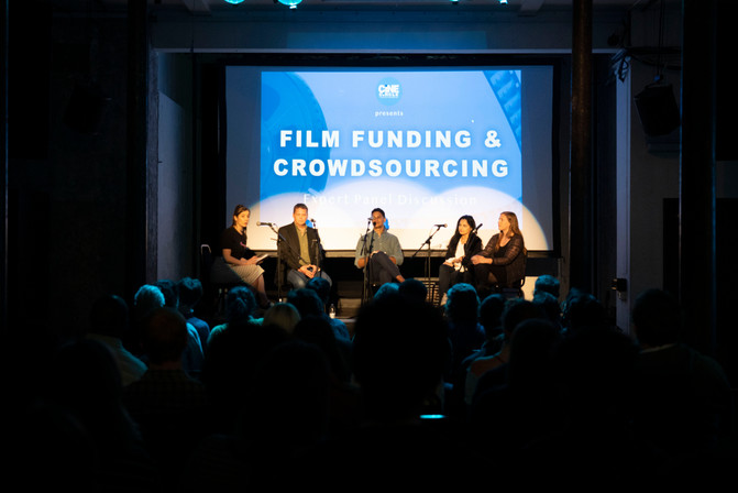 Film Funding and Crowdsourcing Panel