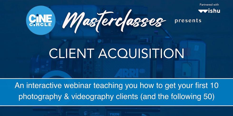 Client Acquisition Masterclass