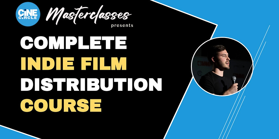 Online Film Distribution Course