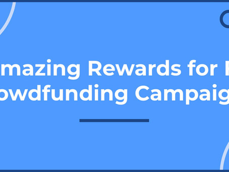 21 Amazing Rewards for Film Crowdfunding Campaigns