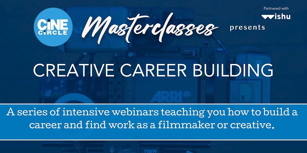 Creative Career Building Masterclass